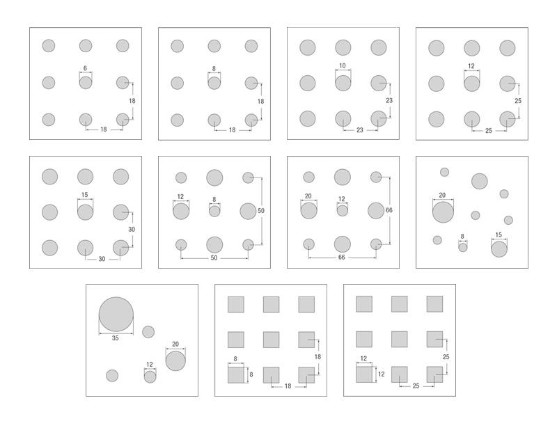 VoglFuge Patterns