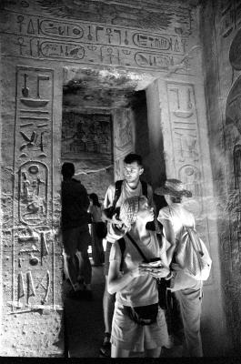 Classic Abu Simbel