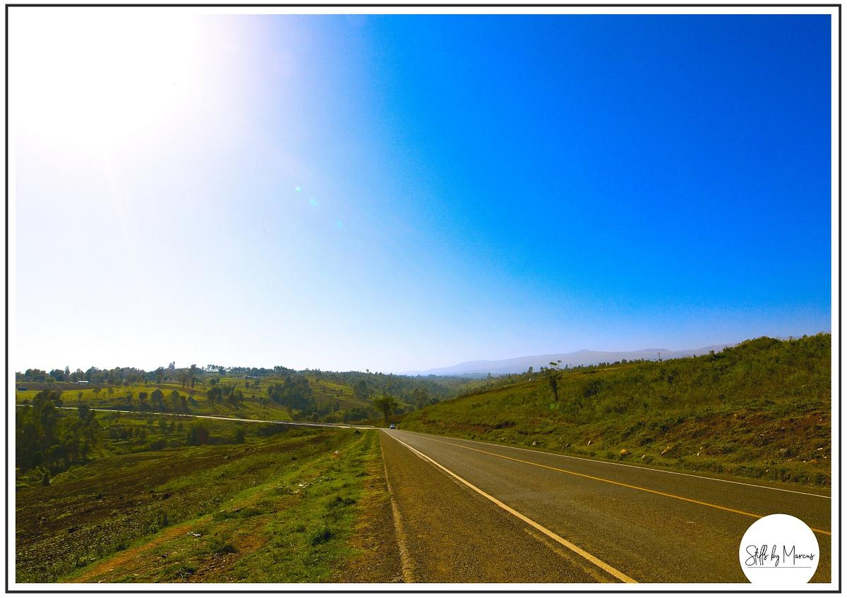 En route to Meru County. Image by Marcus Olang'.