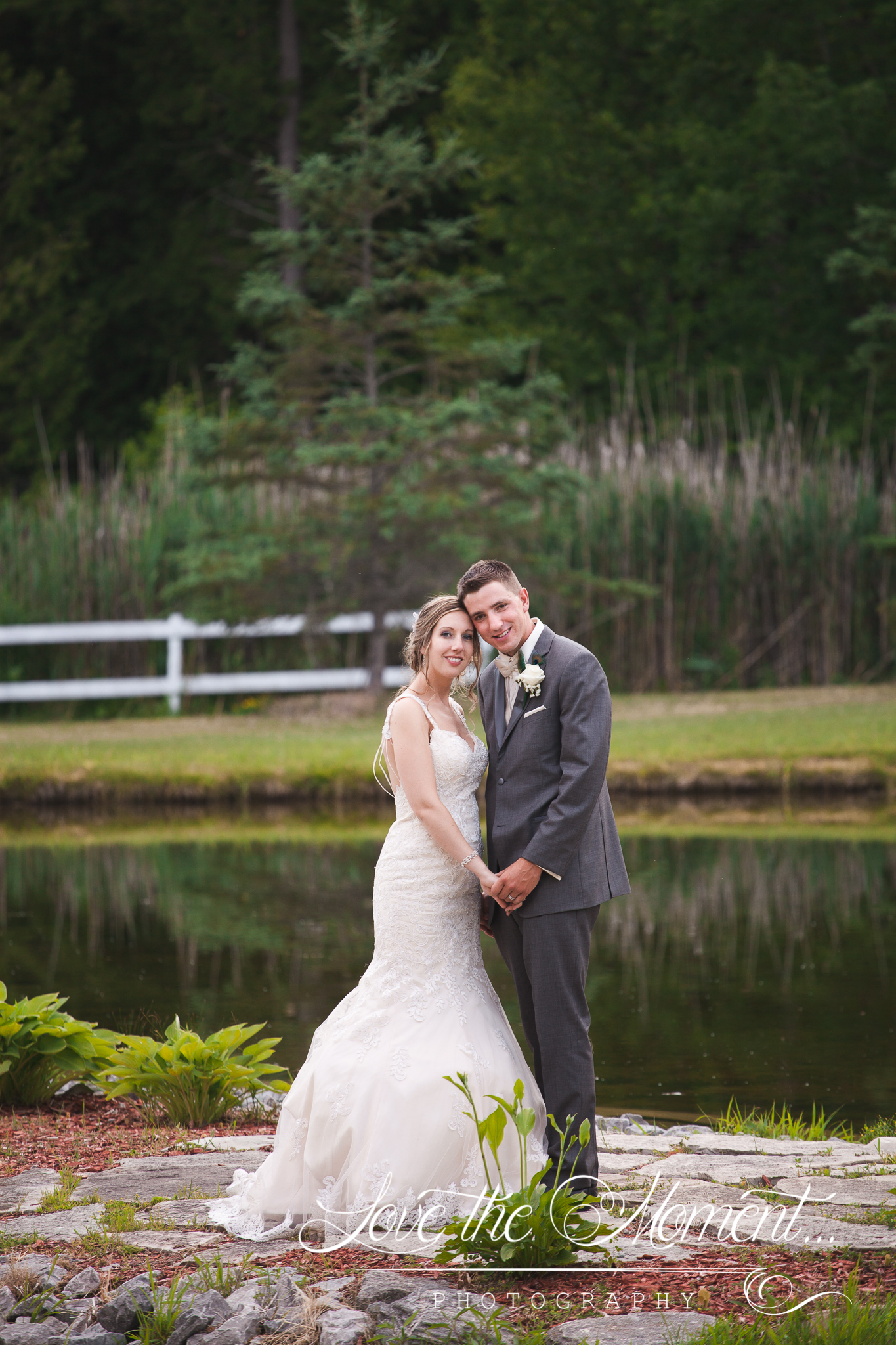David and Leanne June 2016-  Trillium Trails with Classic Beauty