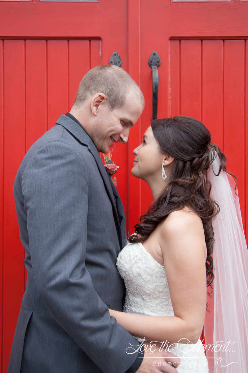 Jason + Kristina Old Flame Brewery wedding