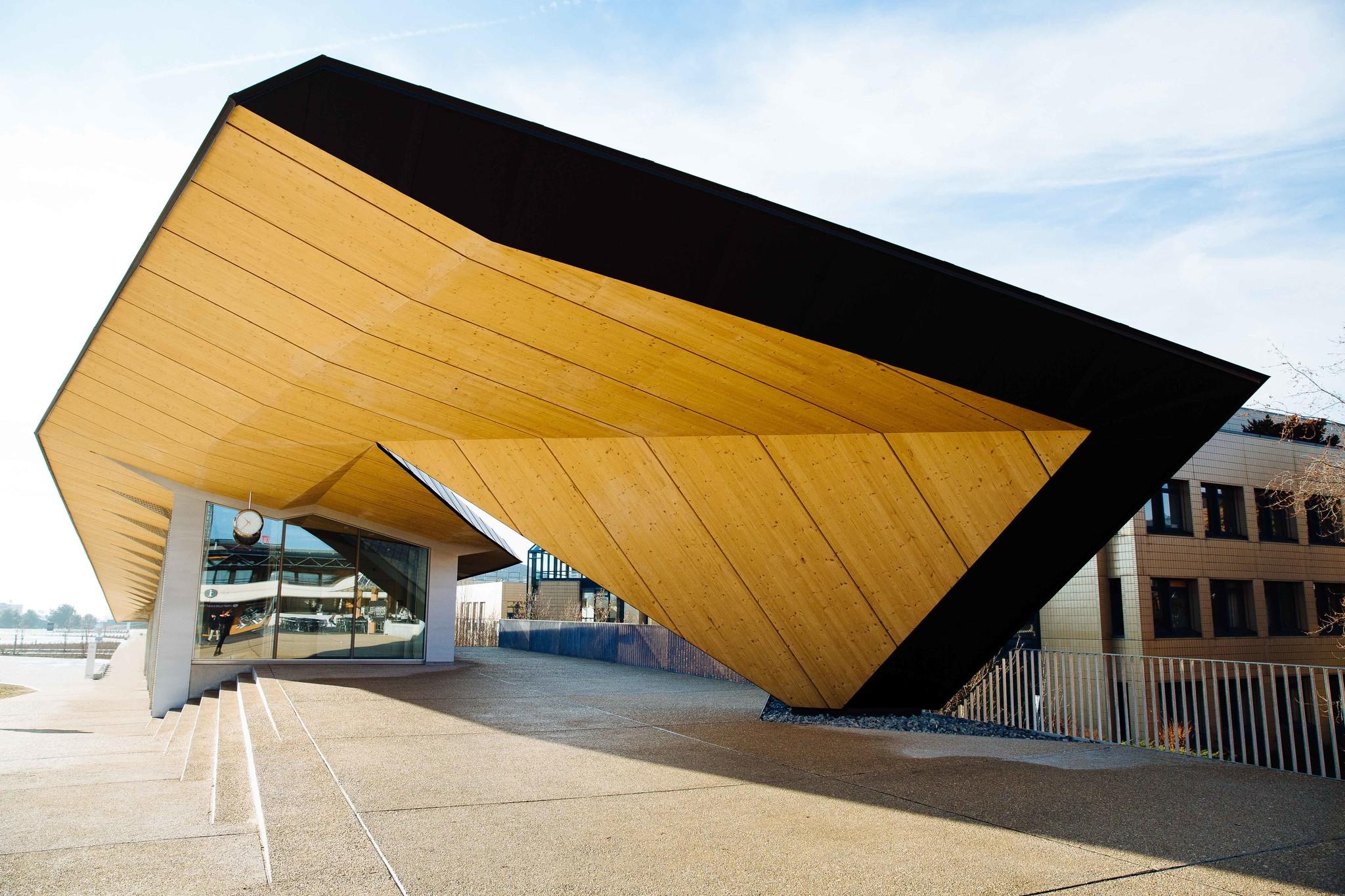 Architecture in Lausanne