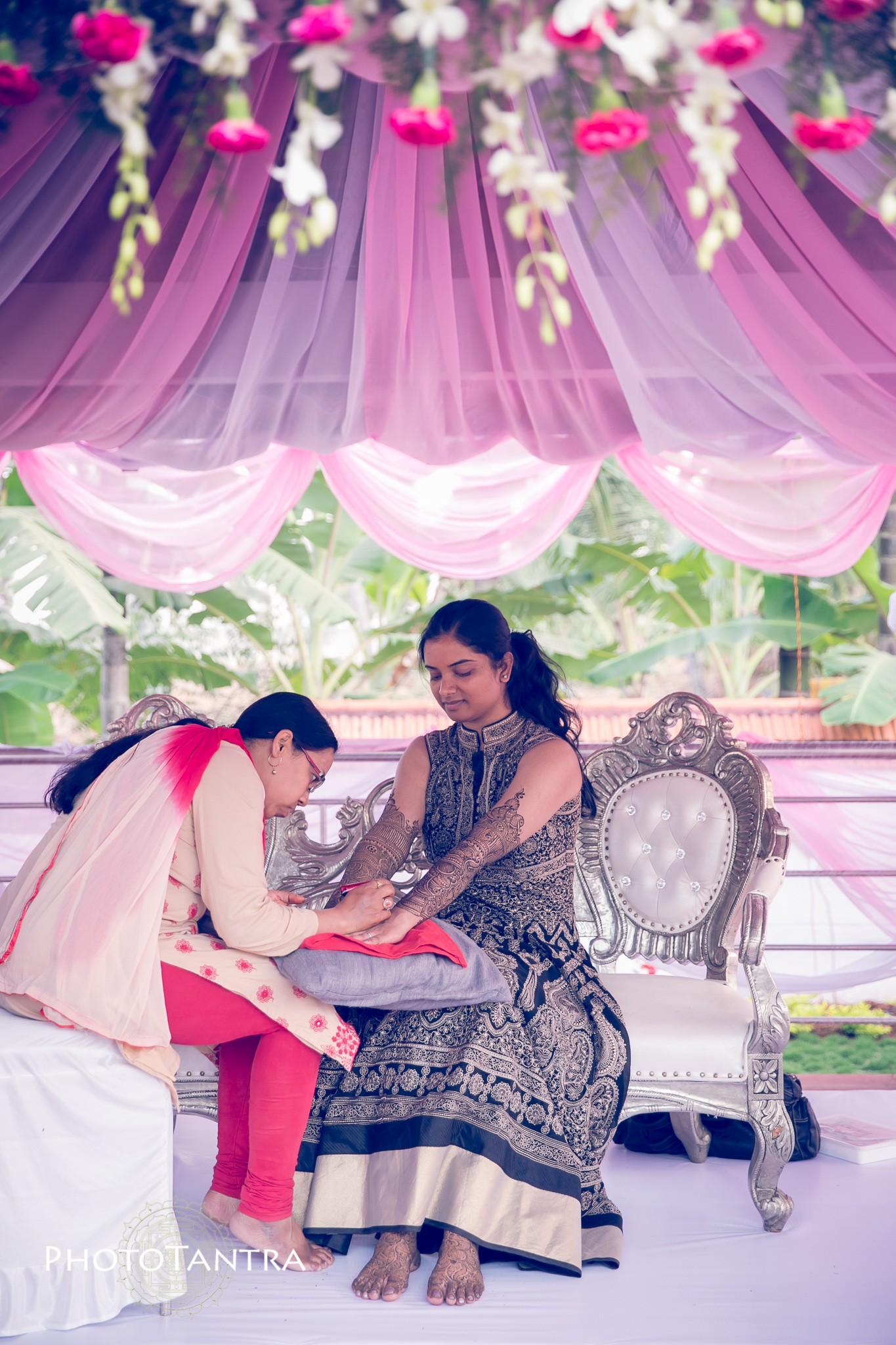 Beautiful Tamil Wedding in Mysore