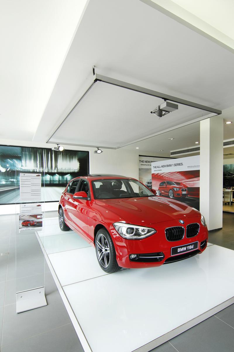 BMW Parsoli motors, Ahmedabad