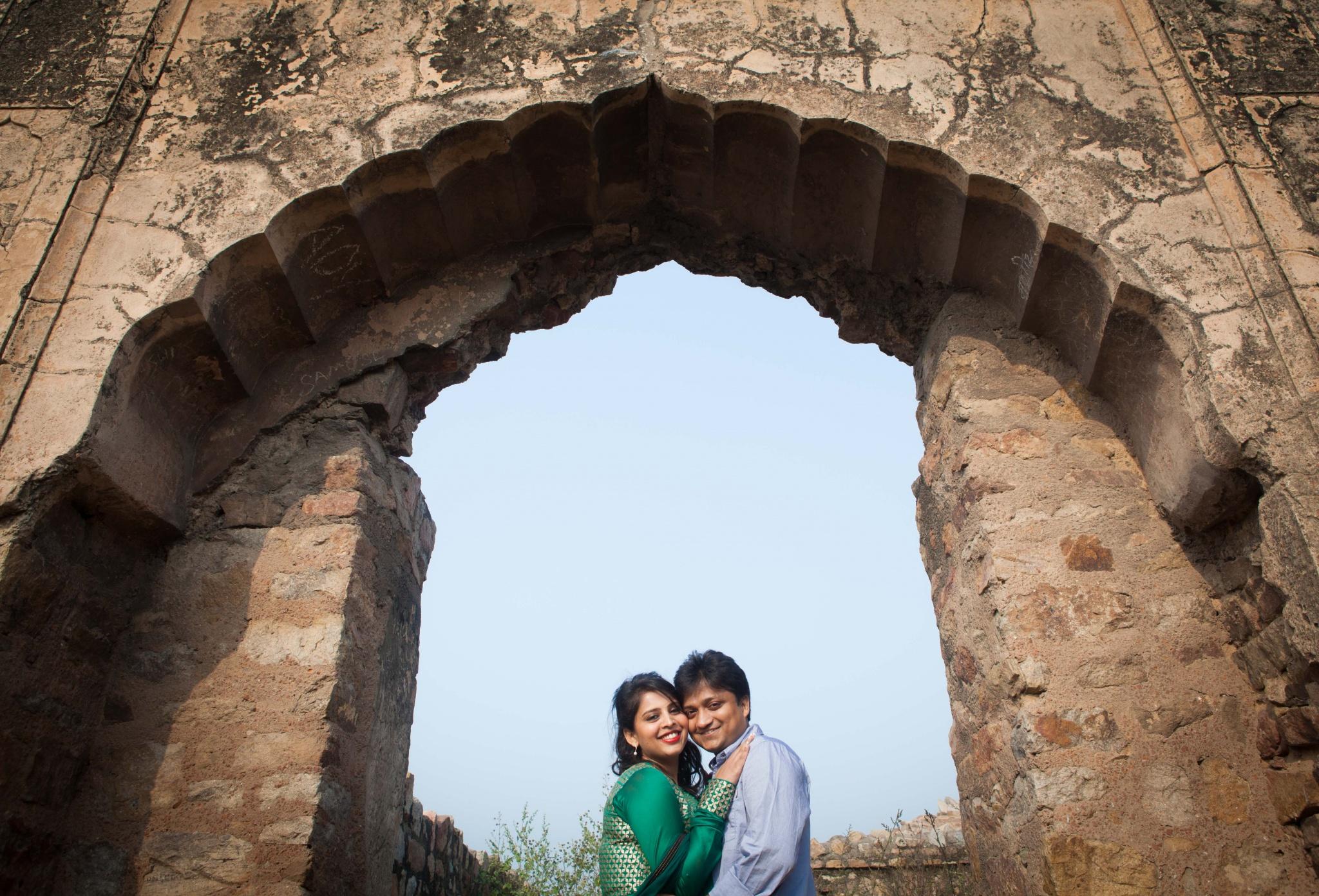 Sakshi & Sameer