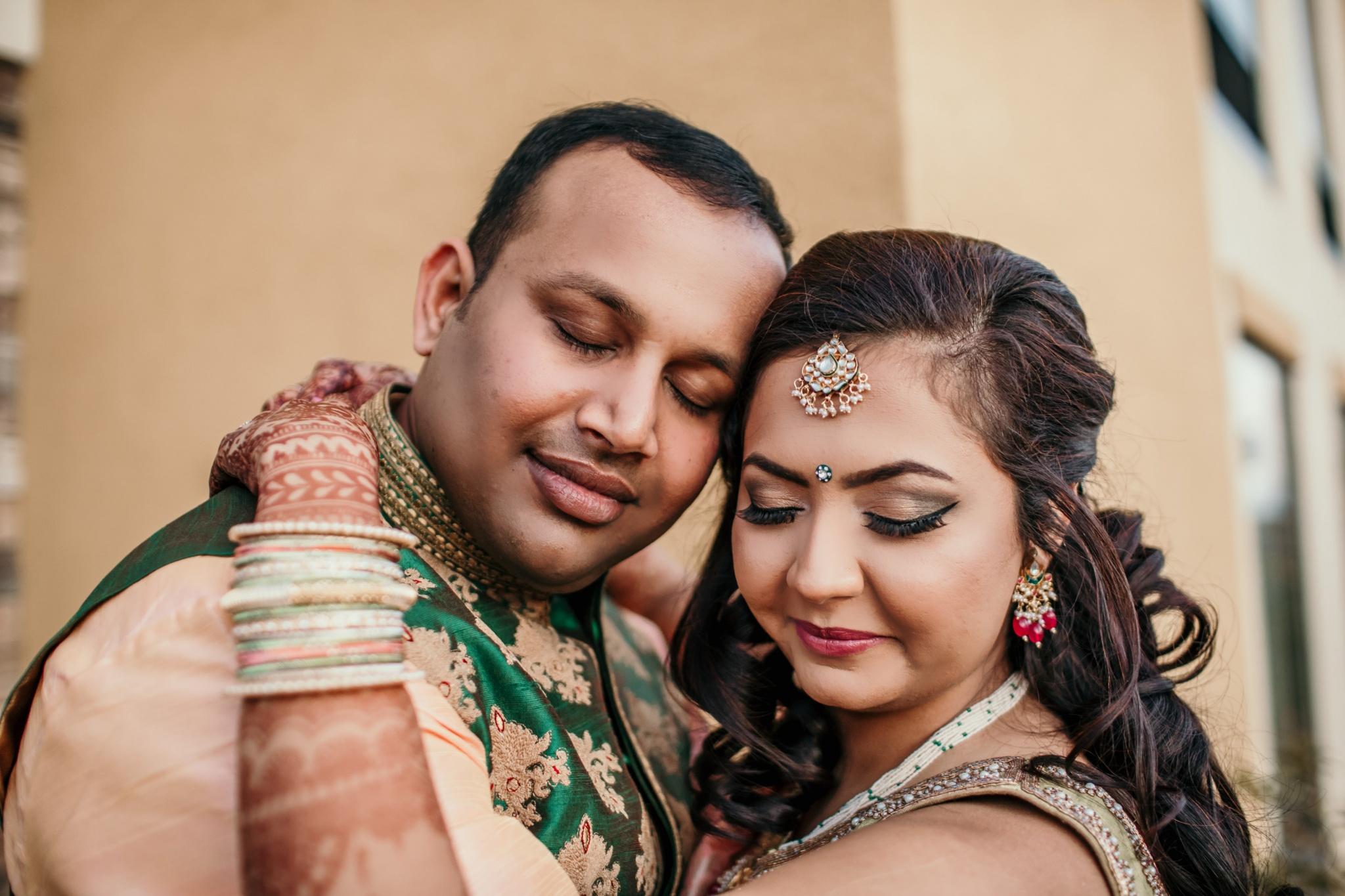 Nidhi + Sahil's Garba