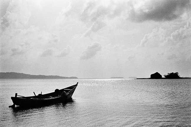 Anchored, Andaman Islands 2010   Edition 1 of 2