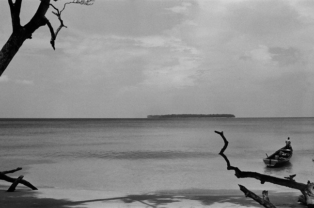 Private Beach - I, Andaman Islands 2010   Edition 1 of 2