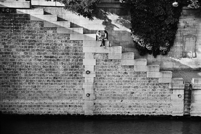 Love in Black & White, Paris 2013   Edition 1 of 2