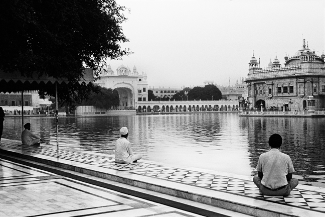 Silence at the Golden Temple, Amritsar 2016   Edition 1 of 2