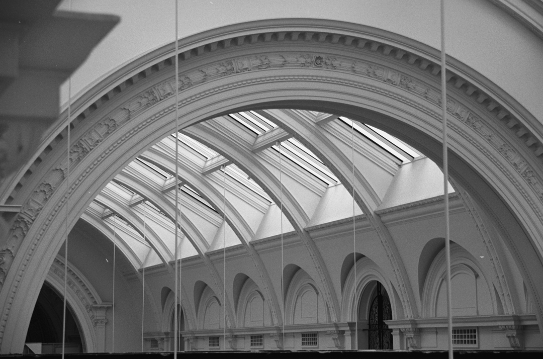 Arches & Ceilings-III, London 2006   Edition 1 of 10
