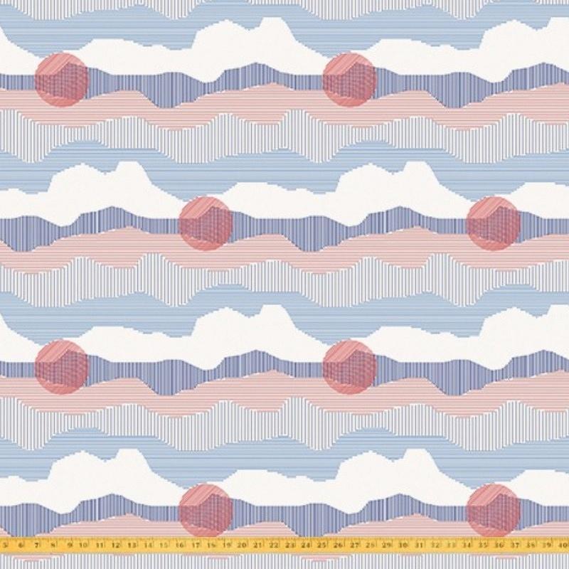 'pastel landscape'