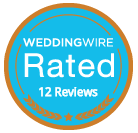 Papaya Wedding WeddingWire Couples Choice Award Winner 2018