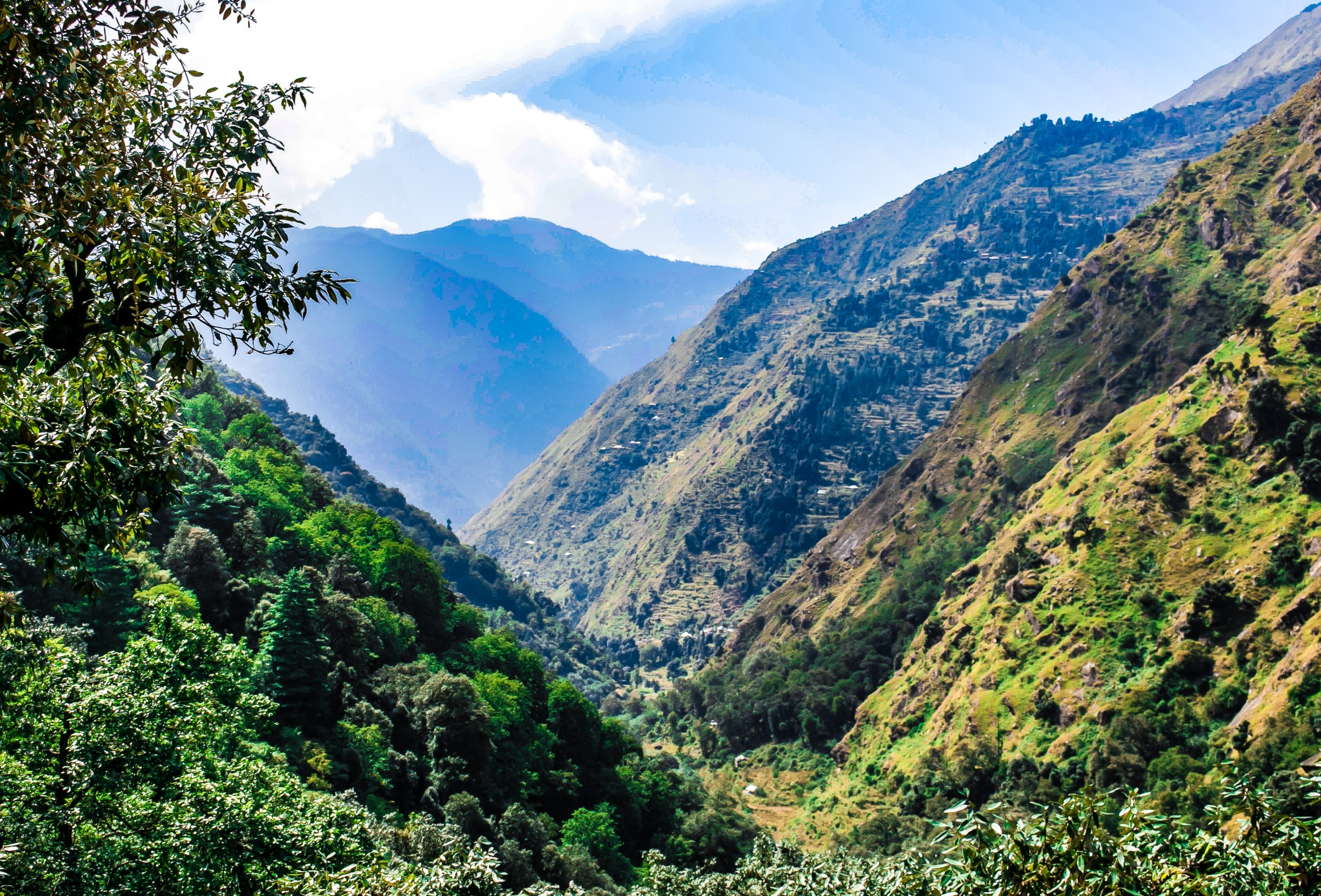 Some of the Best Places to visit in Himachal Pradesh in August