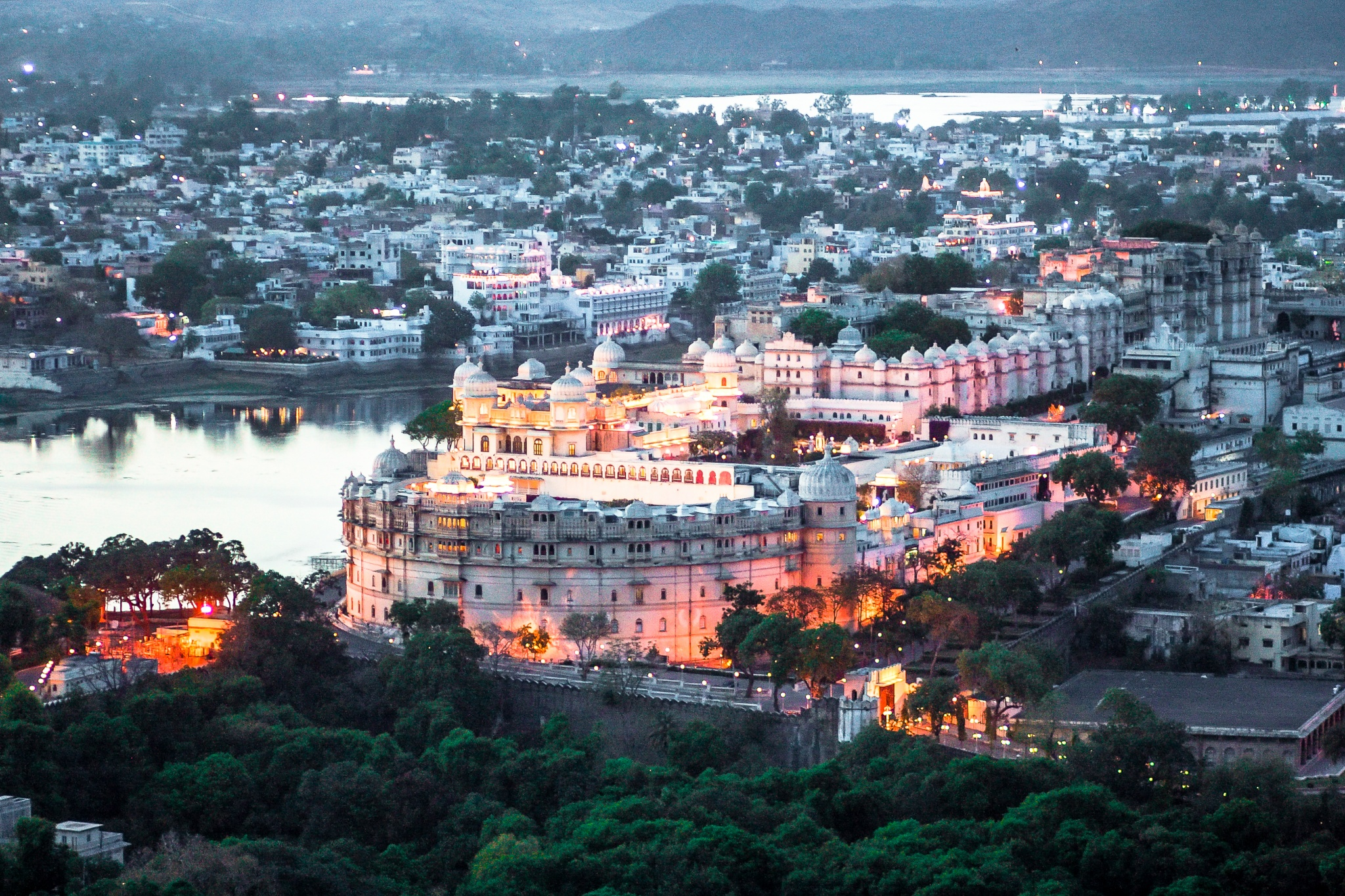 Top Places to visit and Things to do in Udaipur, Rajasthan, India.