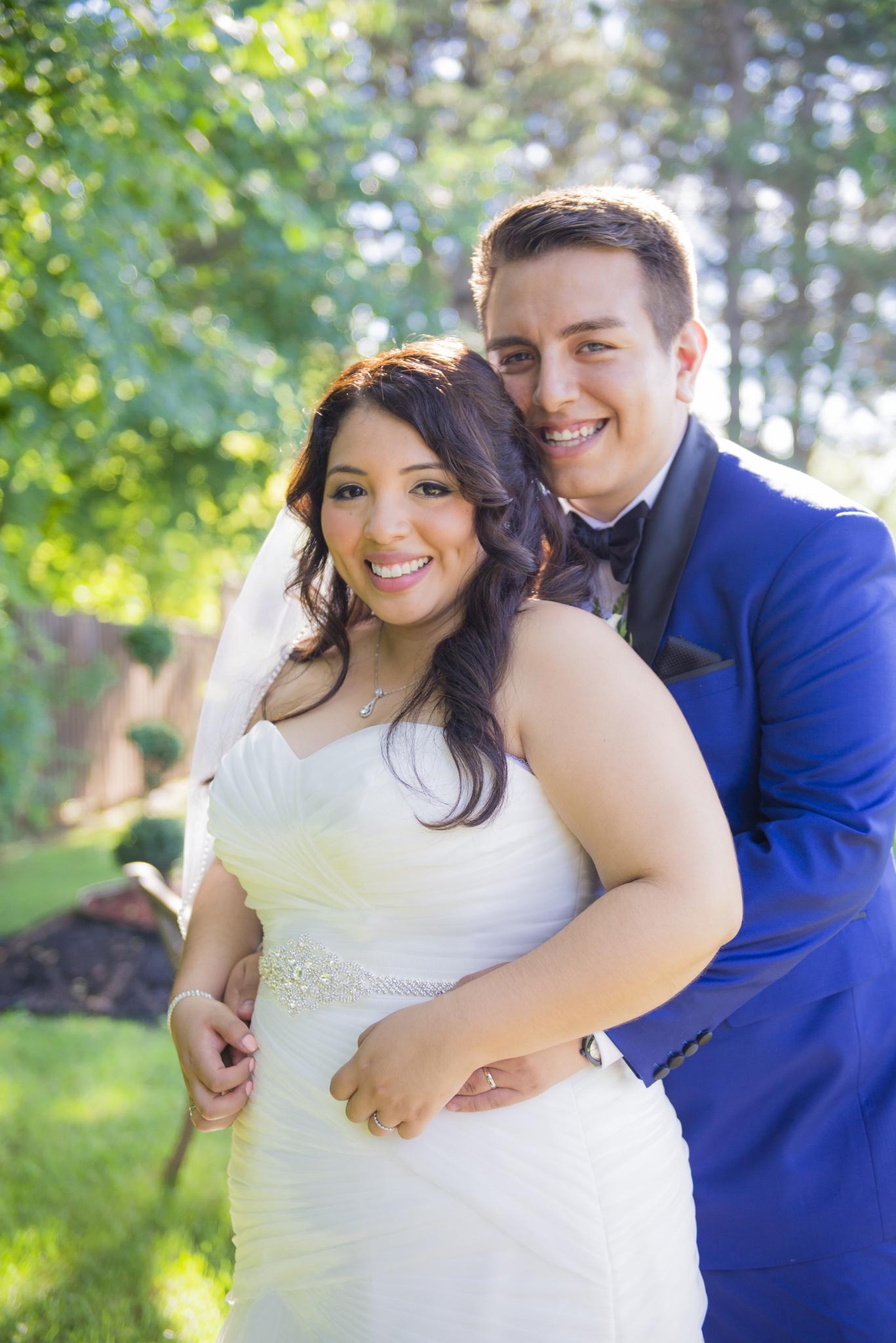 Tiany & Diego Wedding