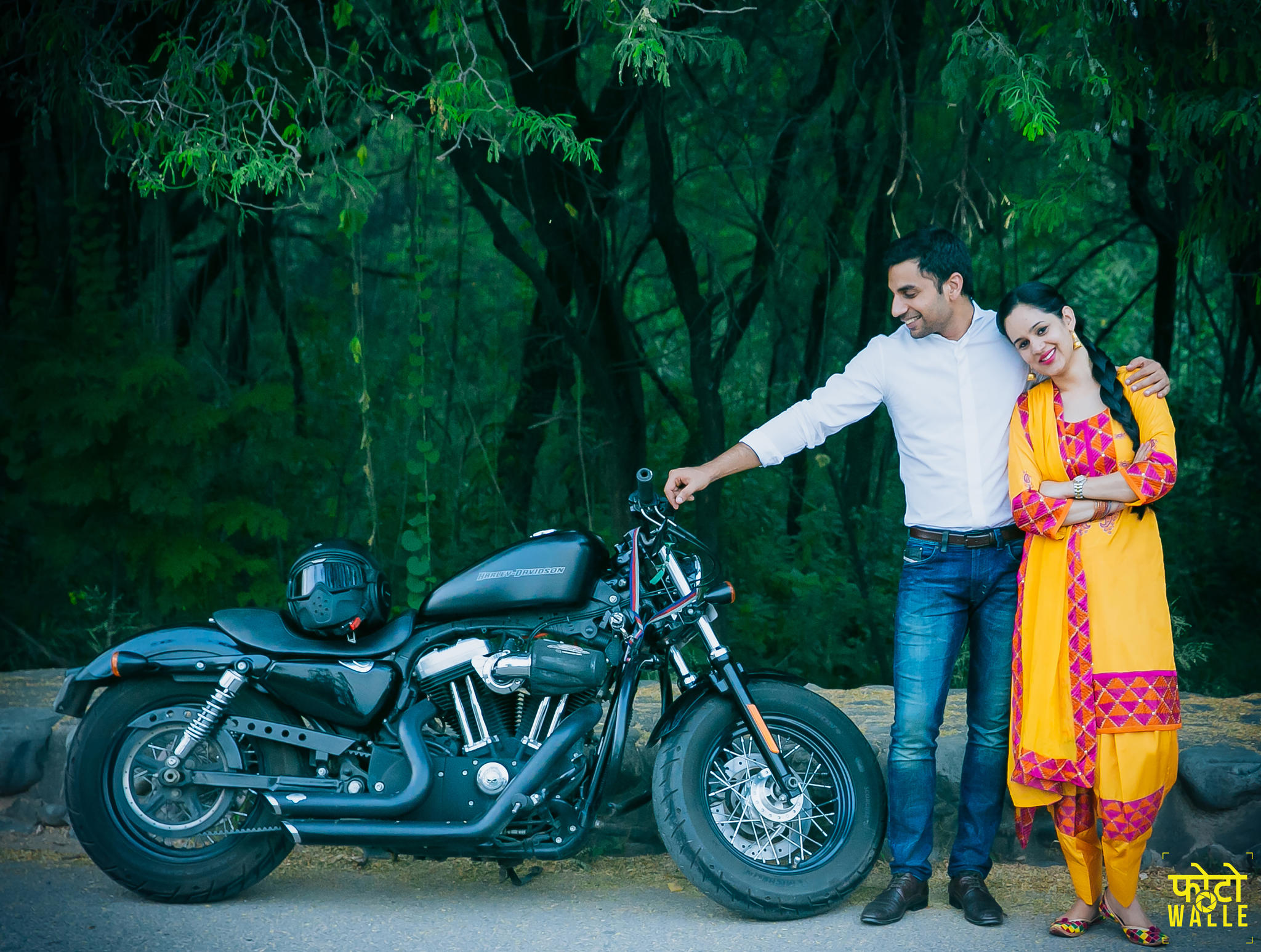 Harpriya & Prabhkaran