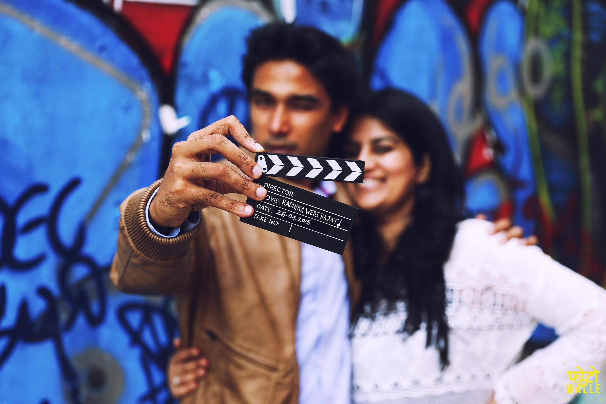 Radhika & Rajat