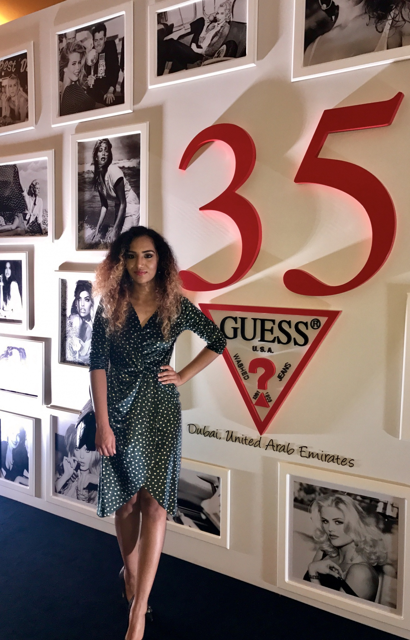 Paul Marciano and Al-Futtaim Celebrate GUESS' 35 Year Anniversary with Spectacular Evening in Dubai, UAE