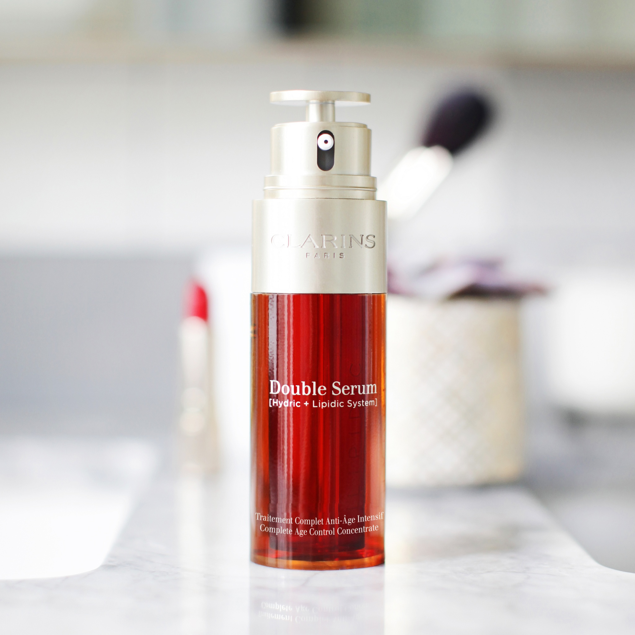 New Double Serum: The 8th Generation Edition