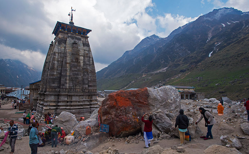 KEDARNATH – Faith As Stable As Rock