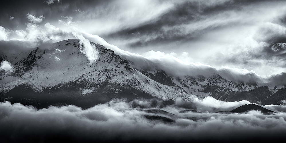 Thoughts on Ansel Adams and Black and White