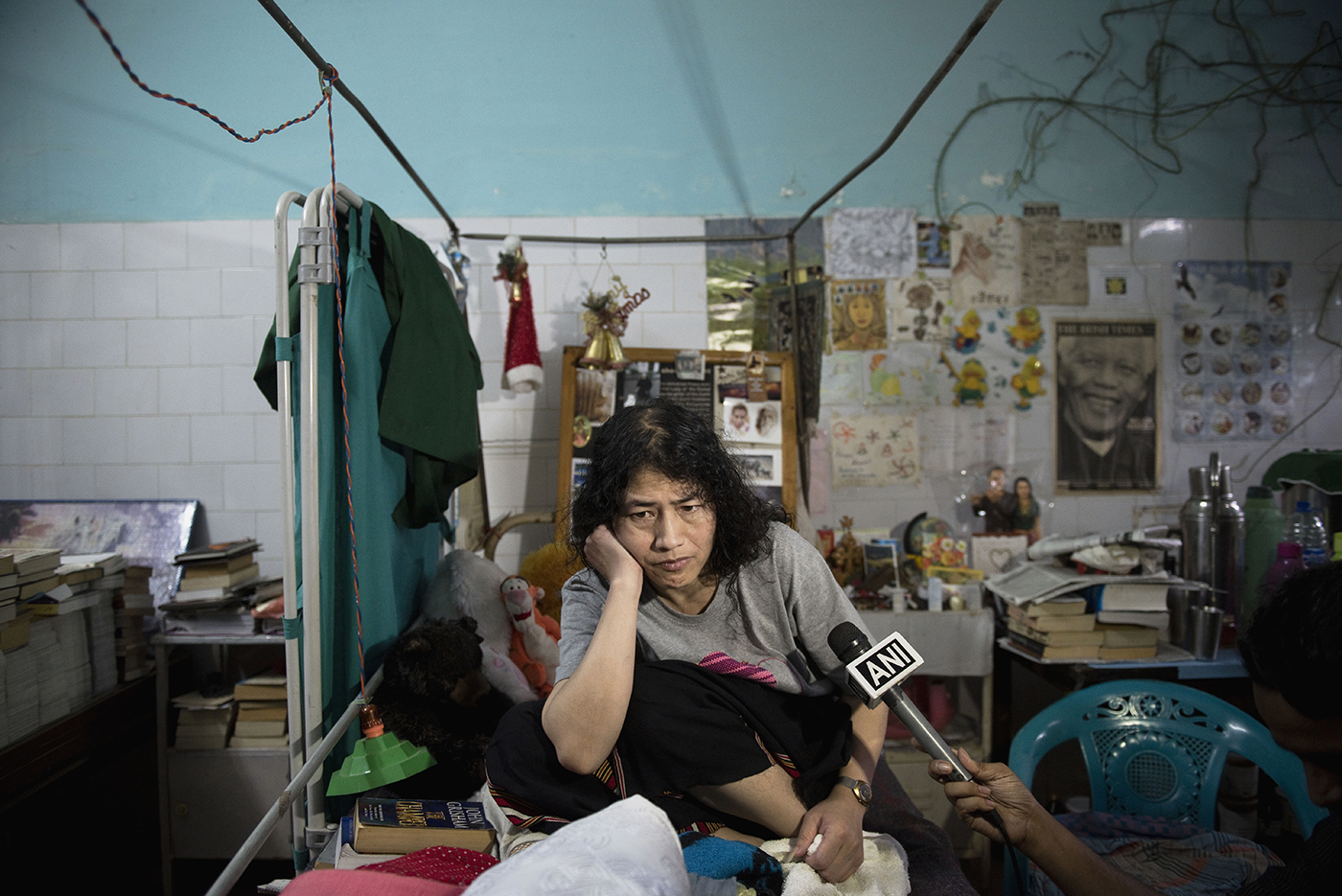 Irom Sharmila - Beyond the Iron Lady of Manipur