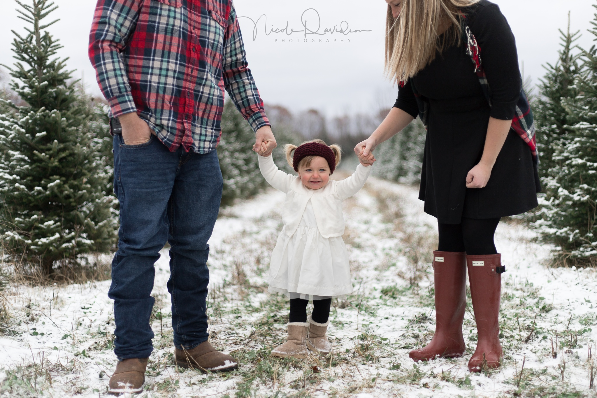 Christmas Mini Session  |  The Robbins