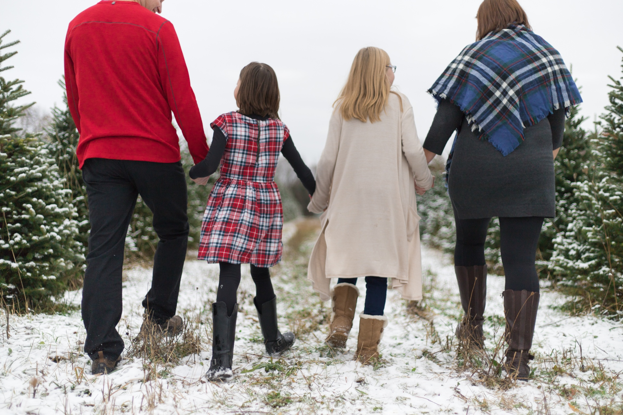 Christmas Mini Session  |  Clark Family