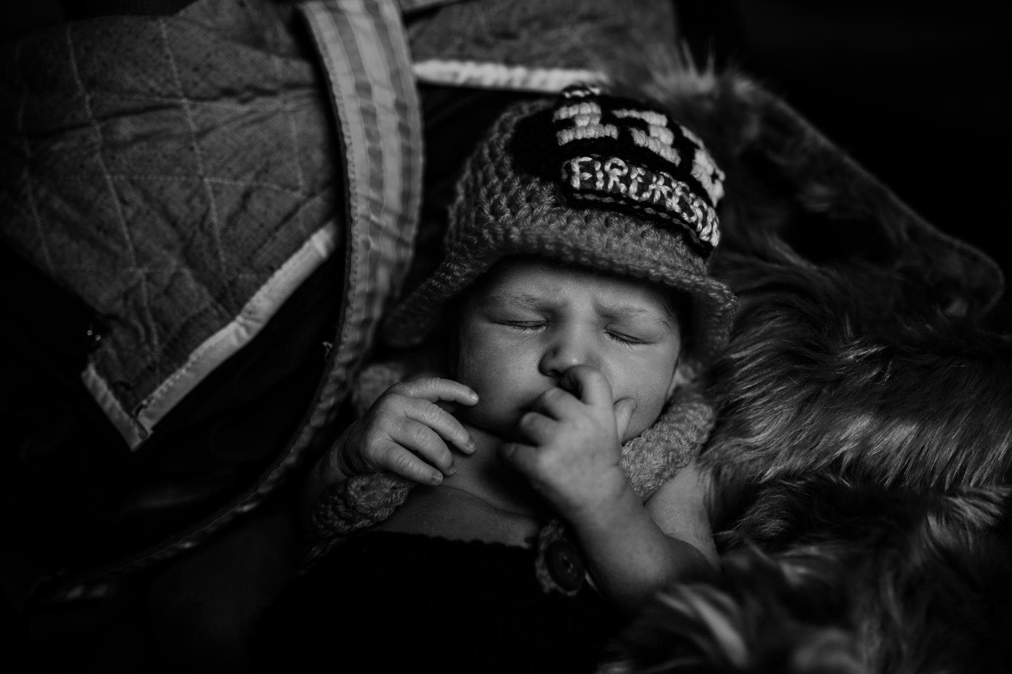 Newborn  |  Baby Rhett