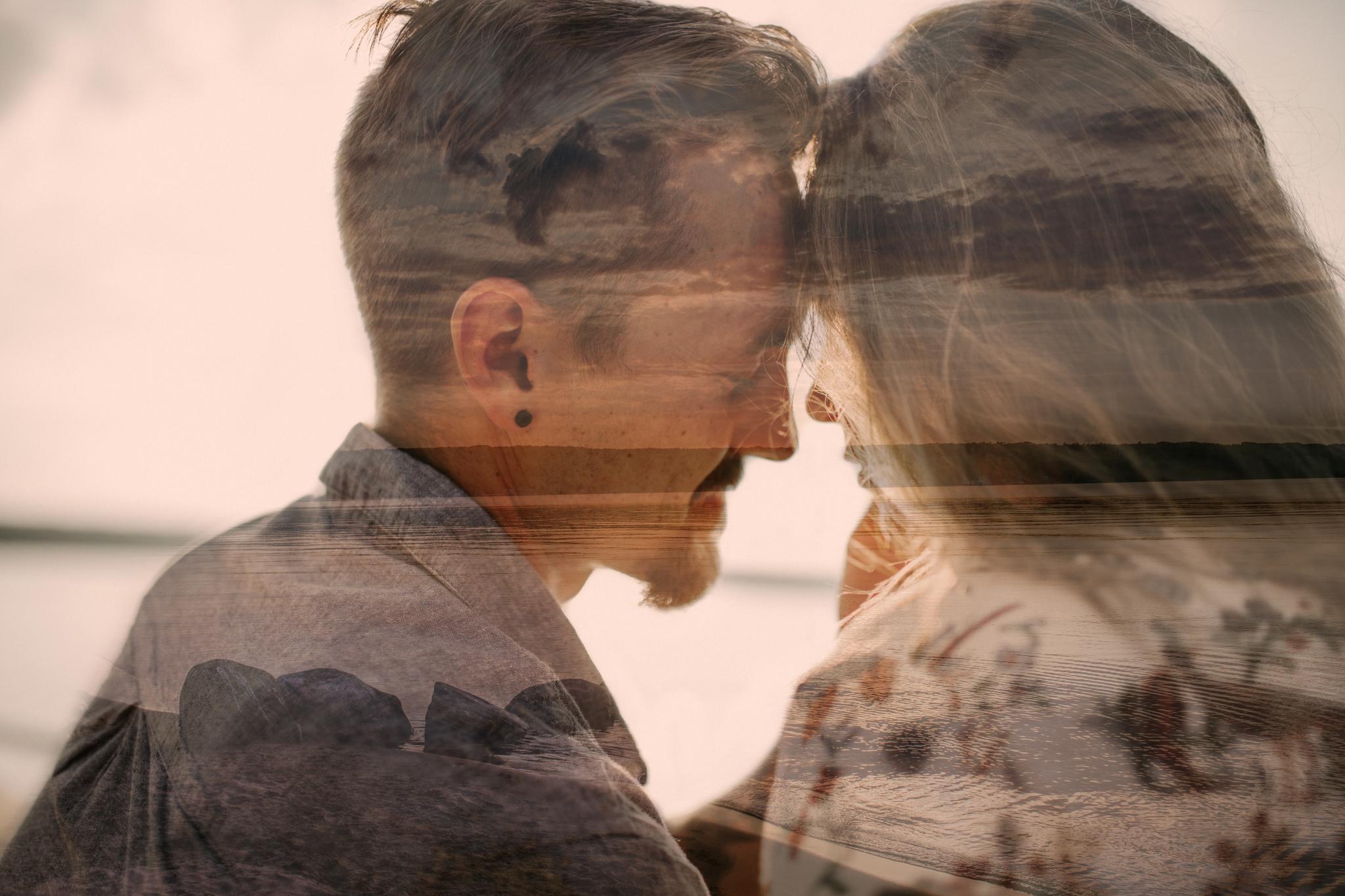 Thunder Beach Engagement  |  Courtney + Mikey