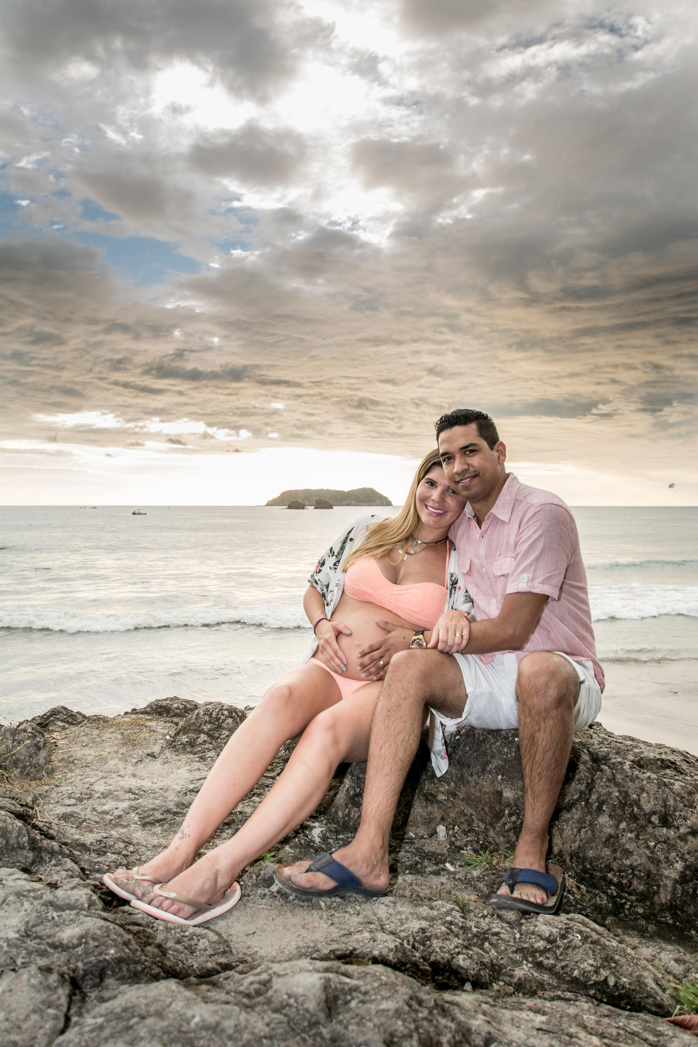 Willmar, Daniel & Joaquin - Maternity Session
