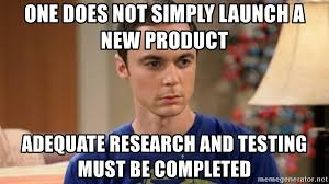 SEE IF THERE IS A 'REAL' DEMAND FOR YOUR PRODUCT IDEA FIRST!