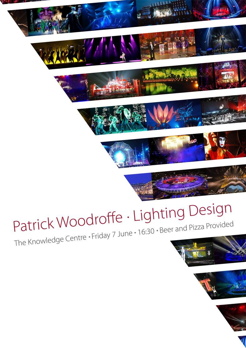 Patrick Woodroffe