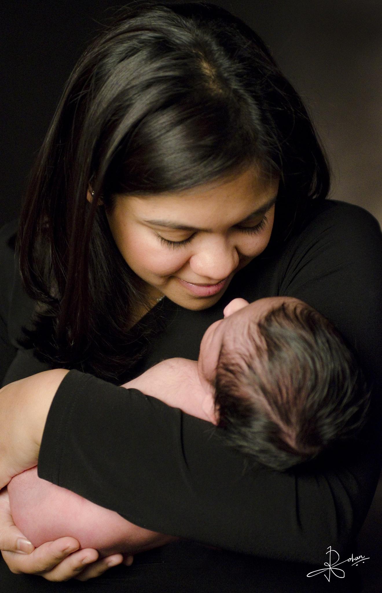 A Journey to Motherhood