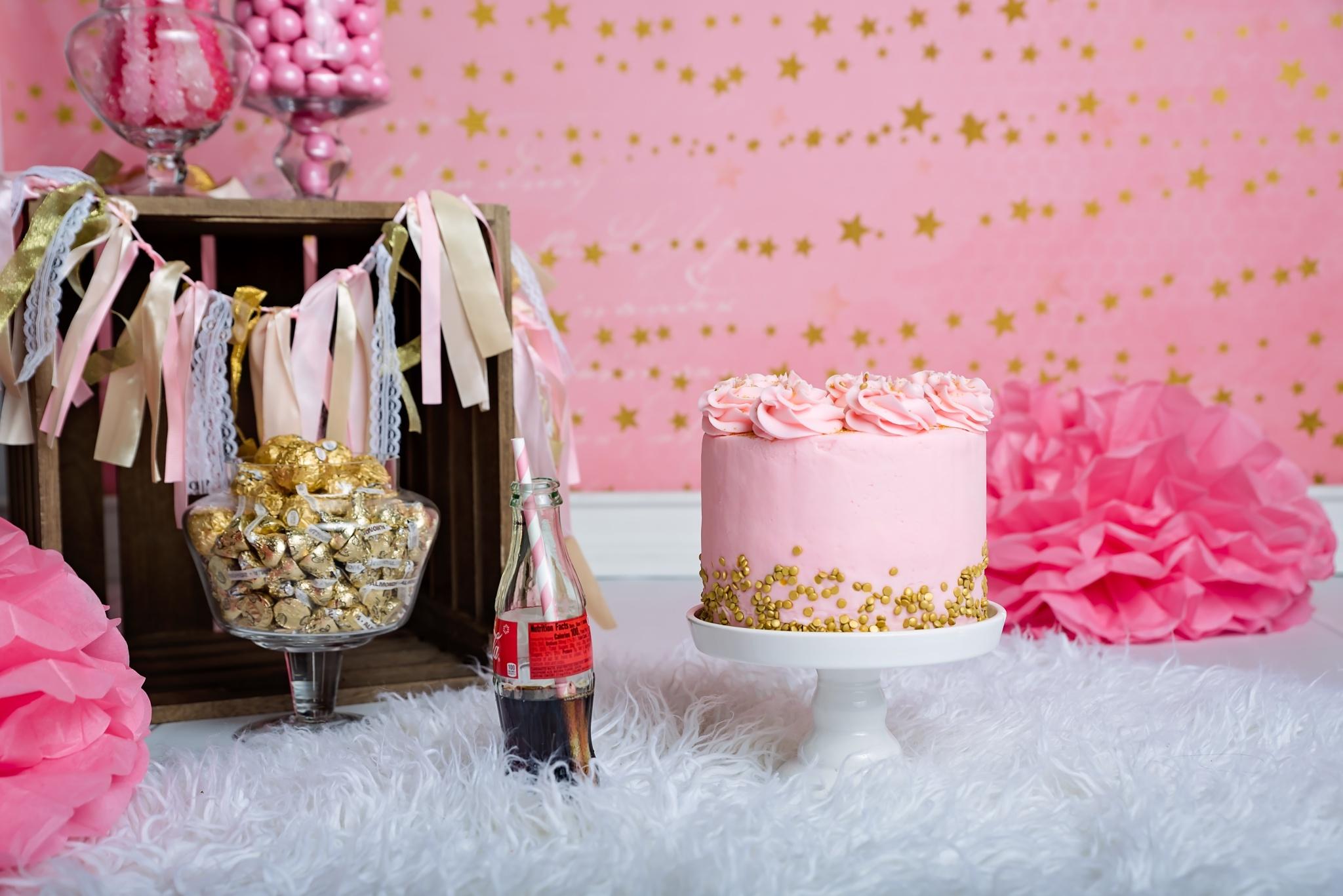 Birthday / Cake Smashes