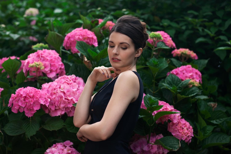 Happy Girls Are The Prettiest Audrey Hepburn Photo Shoot Inspired