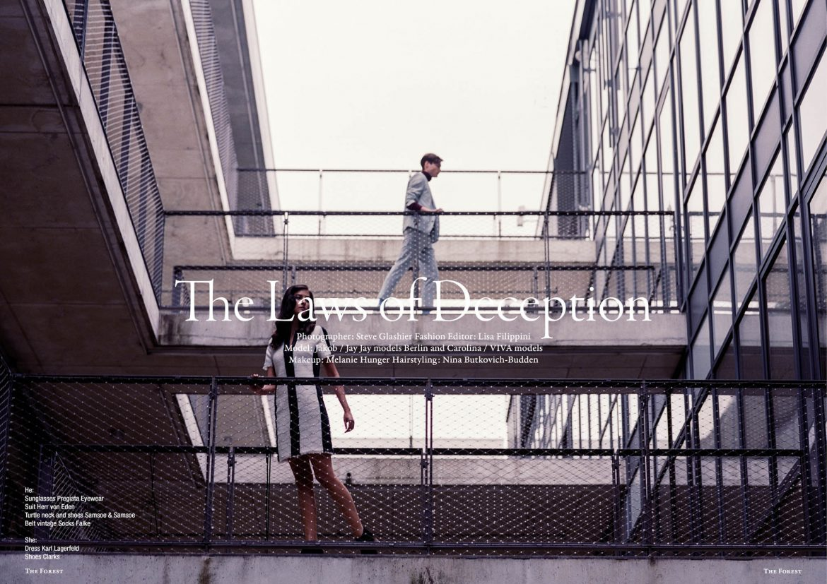 THE LAWS OF DECEPTION / THE FOREST MAGAZINE