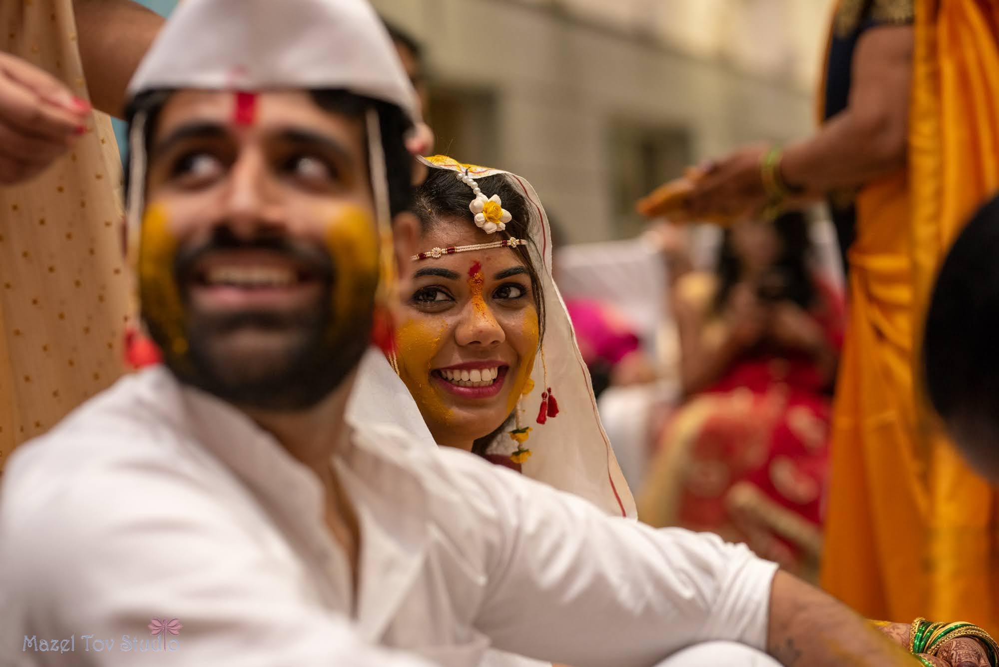 Ankita wedding in pune