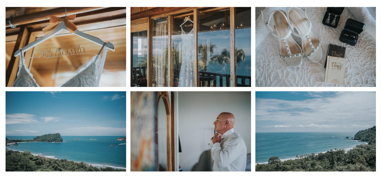 Costa Verde Wedding Photographer