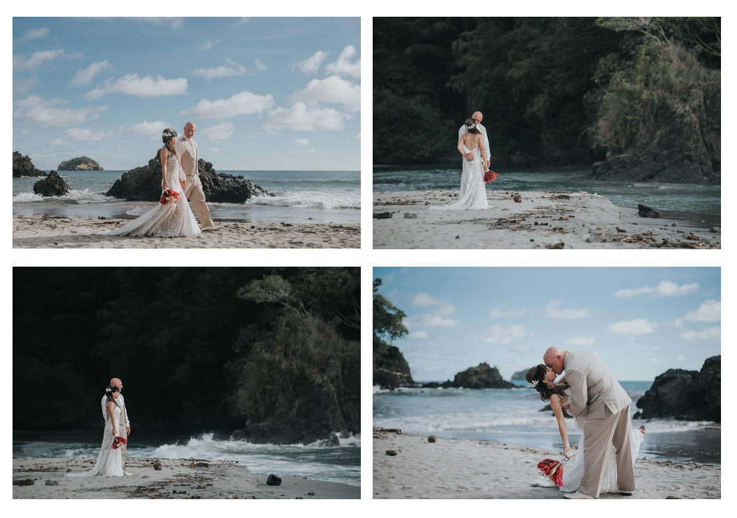 Manuel Antonio Wedding Costa Rica