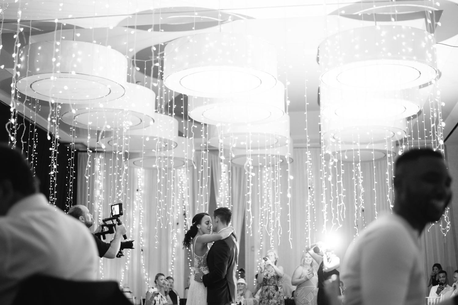 First Dance Destination Wedding Photographer