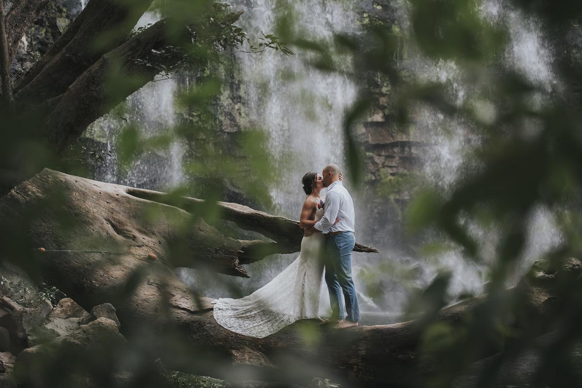 The ultimate guide how to elope in Costa Rica Waterfall Elopement Costa Rica