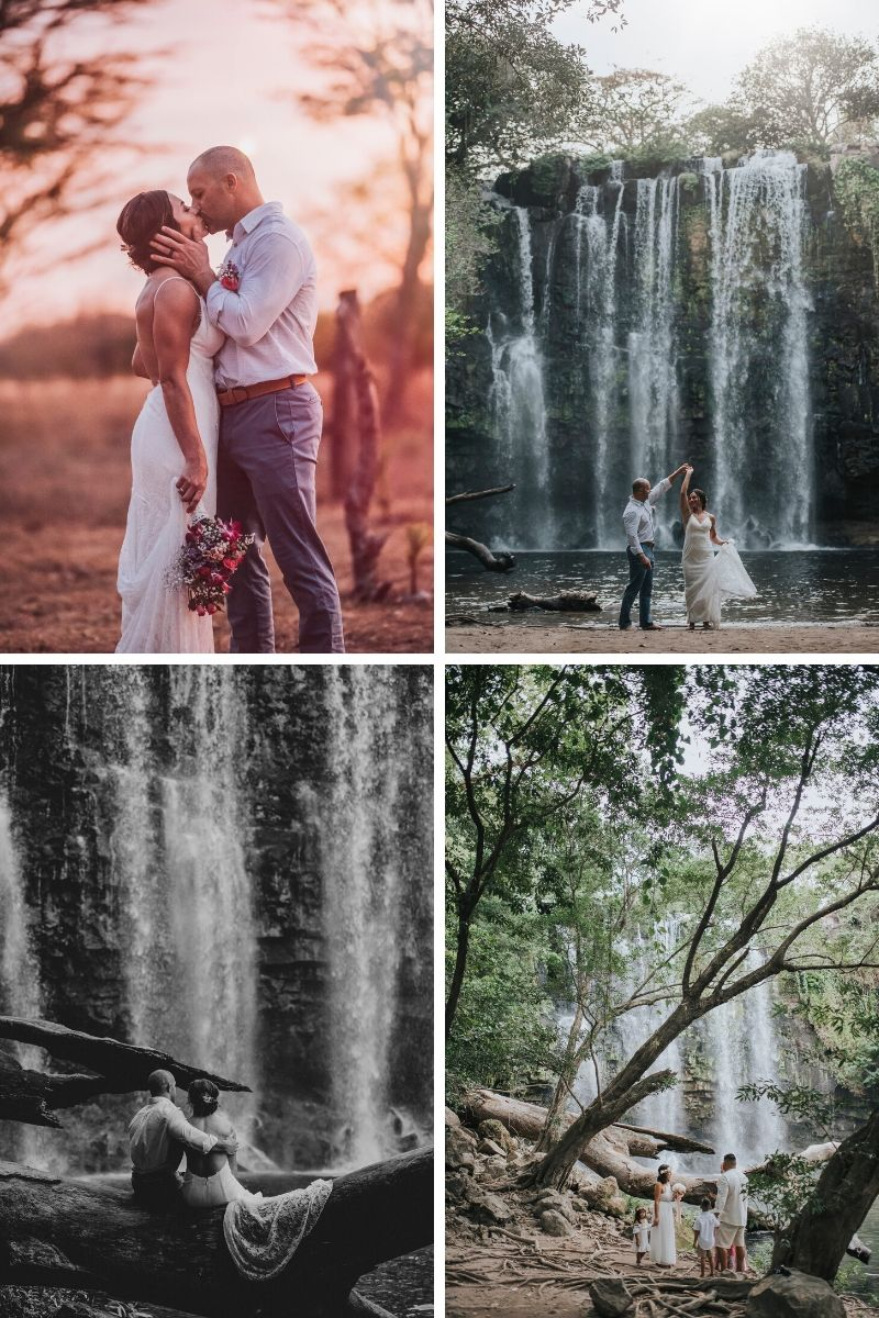 where to elope in costa rica