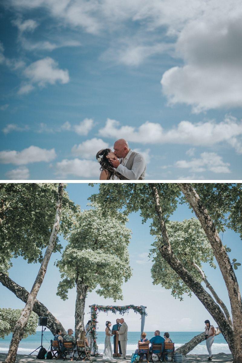 beach wedding ideas costa rica