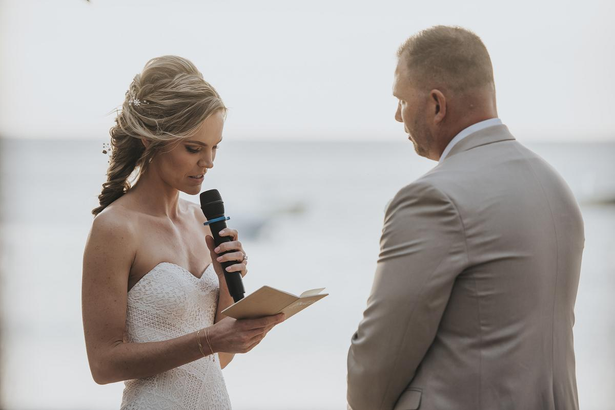 wedding vows costa rica