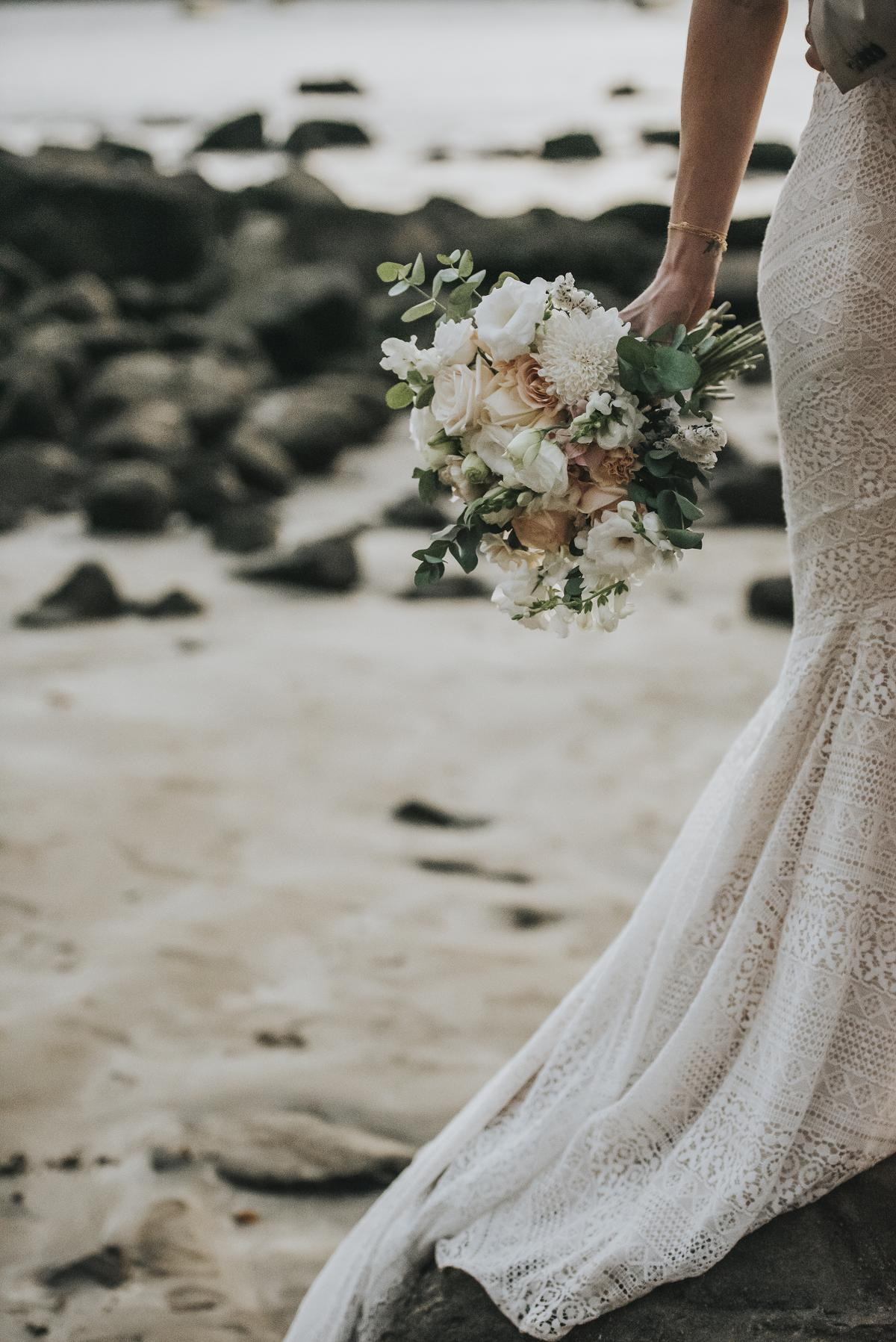 wedding flowers costa rica