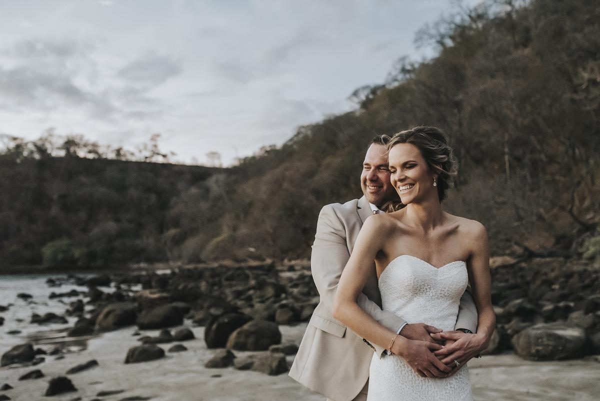 beach wedding costa rica photographer