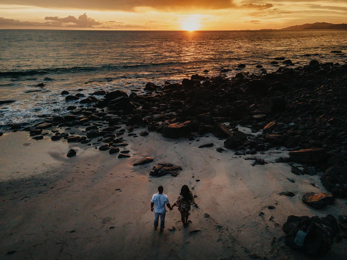 sunset costa rica photographer