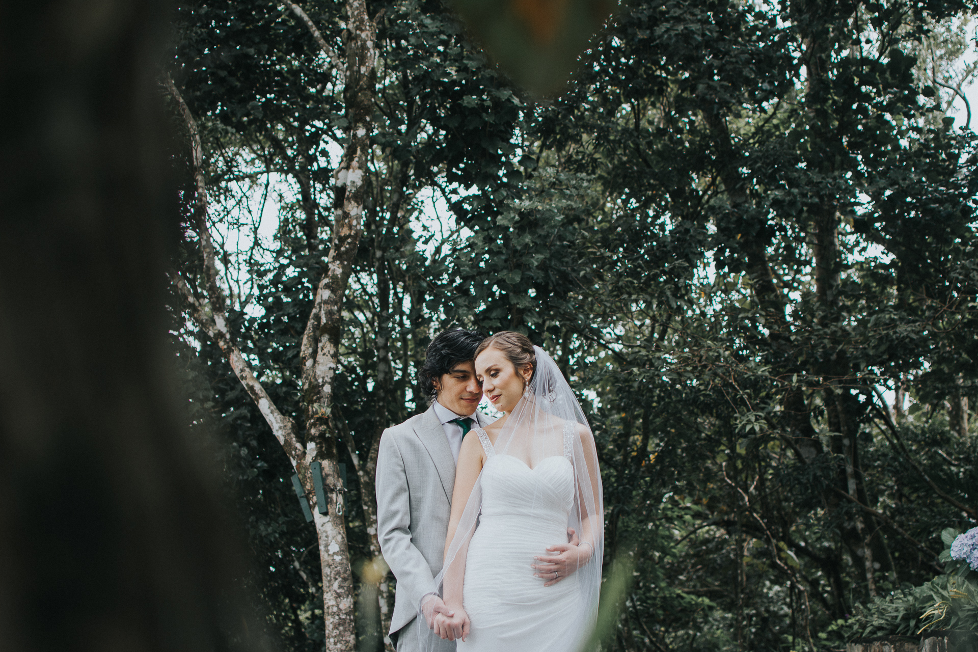 Carolina & Jose, Monteverde, Costa Rica